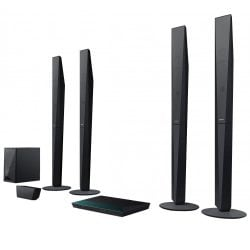 Система за домашно кино 5.1 с Blu-ray 3D Sony BDVE6100