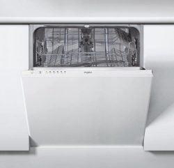Съдомиялна машина за вграждане Whirlpool WIE 2B19