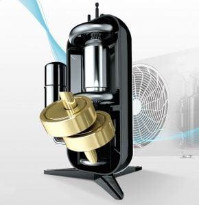 инвертор компресор климатик