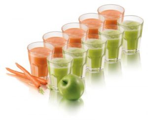 здравословни плодови сокове