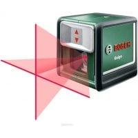 Лазерен нивелир Bosch Quigo III, Кръстосана проекция