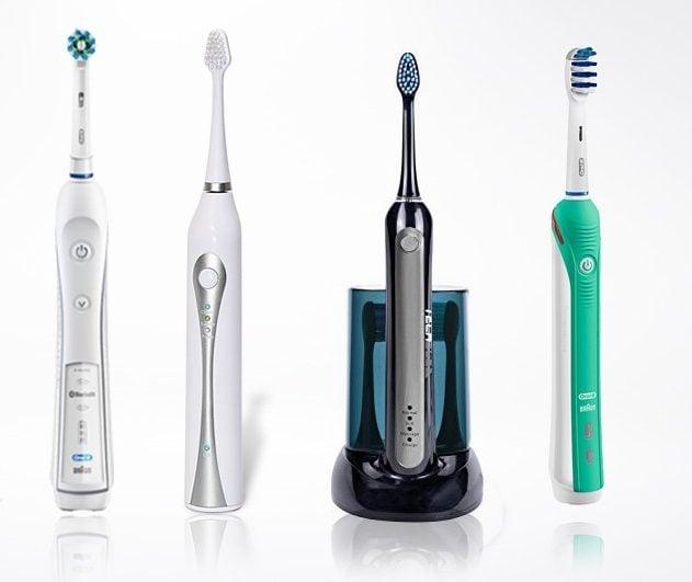 най-добрат електрическа четка за зъби