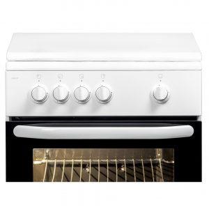 панел за управление на газова печка