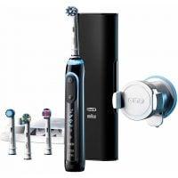 Електрическа четка за зъби Oral-B Genius 9000, SmartRing, 6 Програми