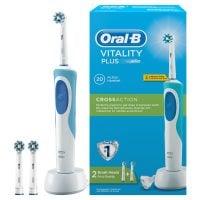 Електрическа четка за зъби Oral-B Vitality Plus Cross Action