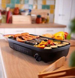 Повърхност за готвене електрическа скара