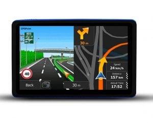 mодерна GPS навигационна система