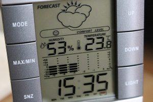 Индикатори на метеорологичните станции