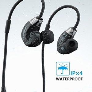 Водоустойчиви слушалки за спорт