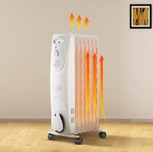 най-добрия ел. маслен радиатор