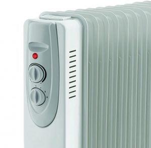 Таймер и термостат ел. маслен радиатор