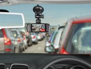 най-добрата видео камера за кола