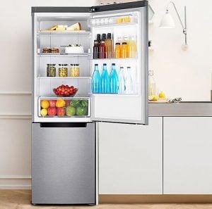 най-добрият хладилник с фризер за дома